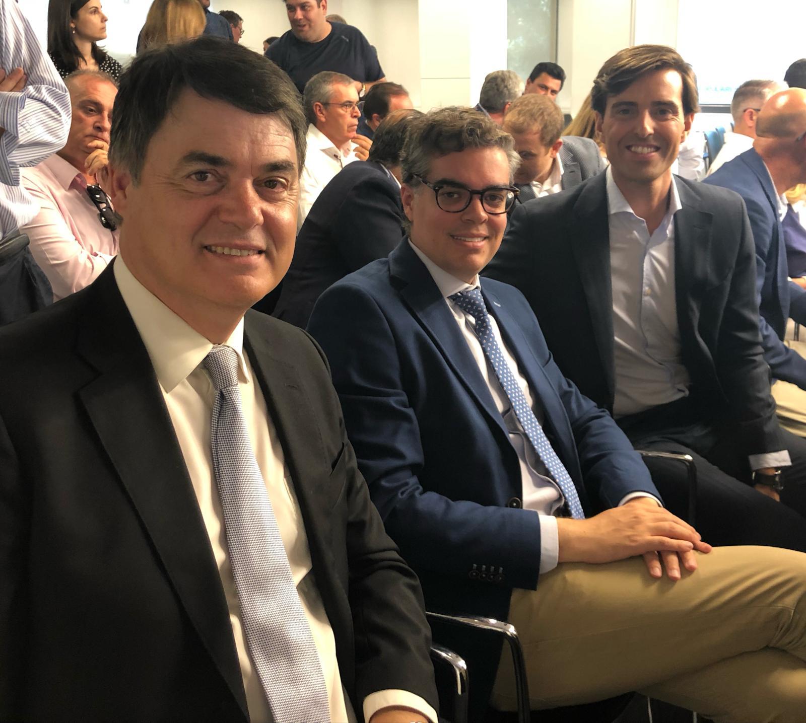 Carlos Rojas es nombrado Portavoz adjunto del PP en el Congreso de los Diputados