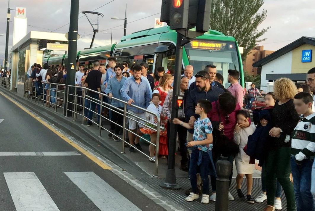 Los usuarios del metro crecen un 15,5% en el primer semestre hasta alcanzar los seis millones