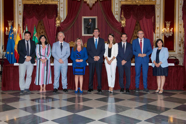 La Diputación de Granada incrementará un 5% su aportación al PFEA