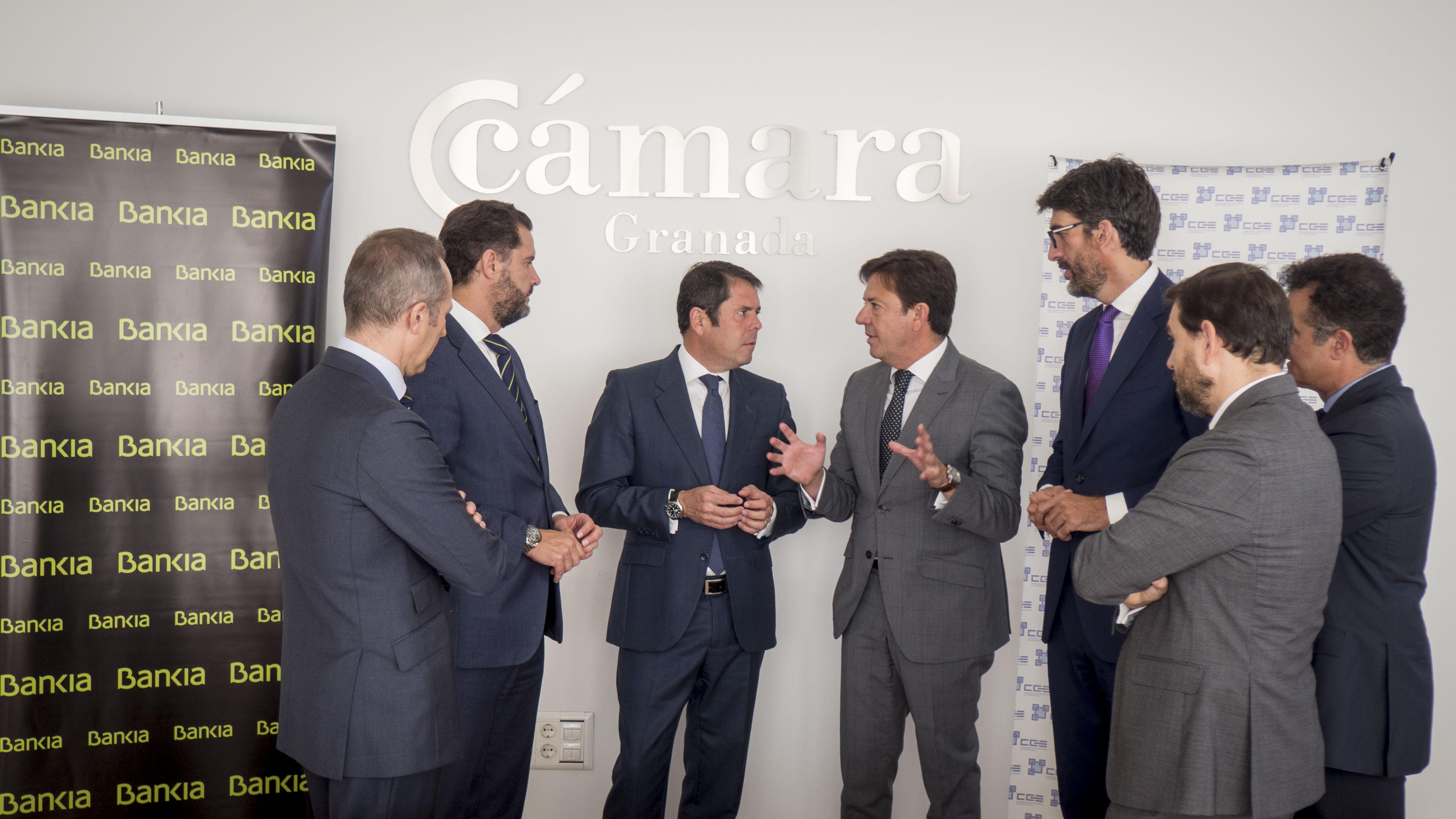 Cámara Granada inicia una misión institucional y empresarial en Nueva York