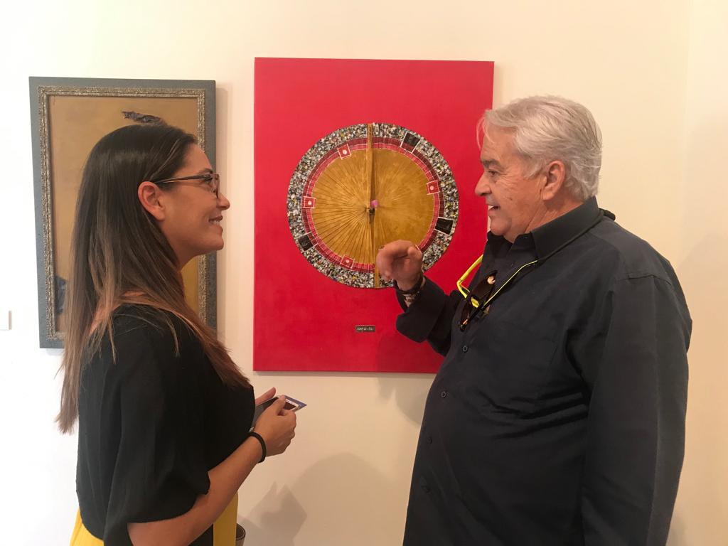 El Carmen de Max Moreau acoge la exposición 'Sexto Renacimiento' de Juan Zivico