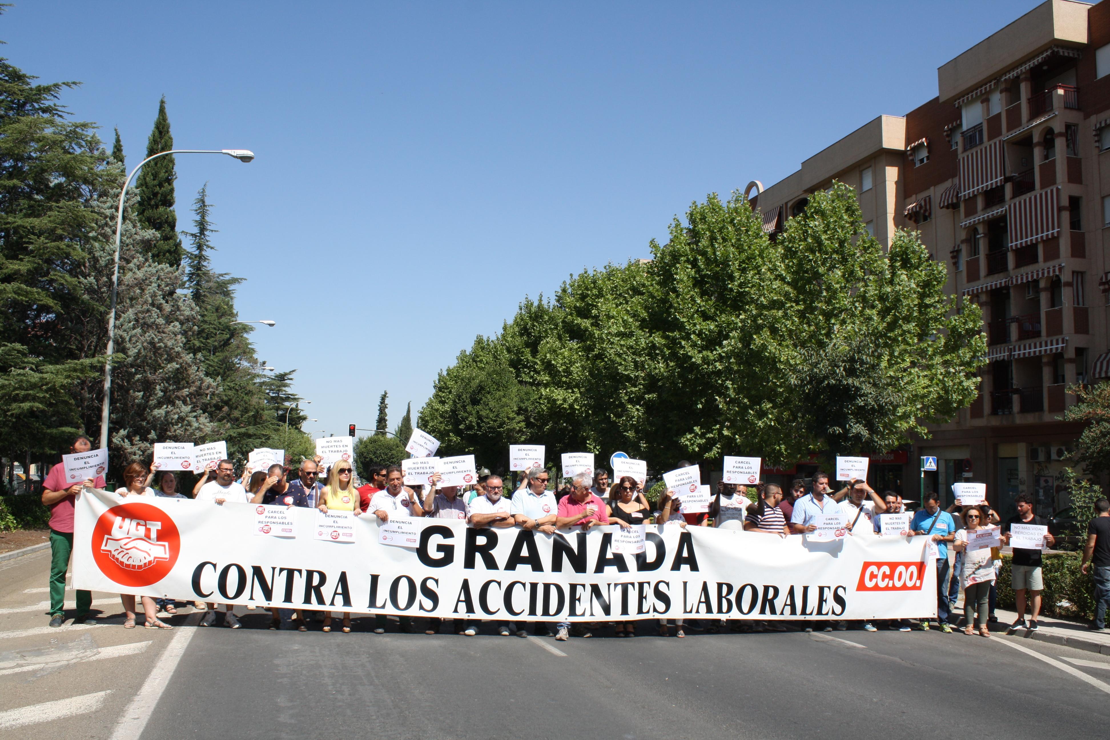Los sindicatos piden que se investigue si faltaron medidas de seguridad en la muerte del trabajador en Cogollos Vega