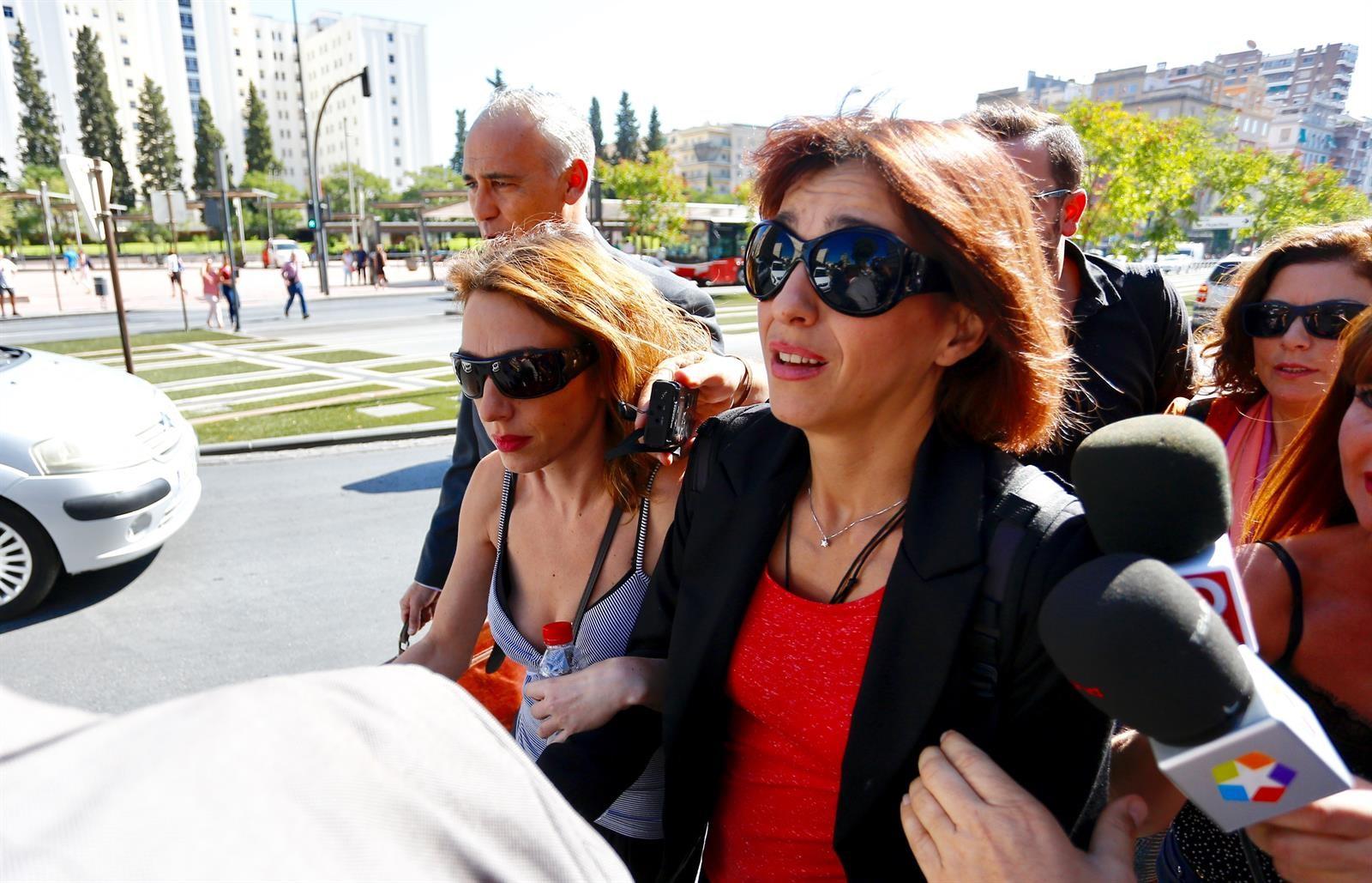 Juana Rivas, a la espera del Supremo tres años después de no devolver a sus hijos al padre
