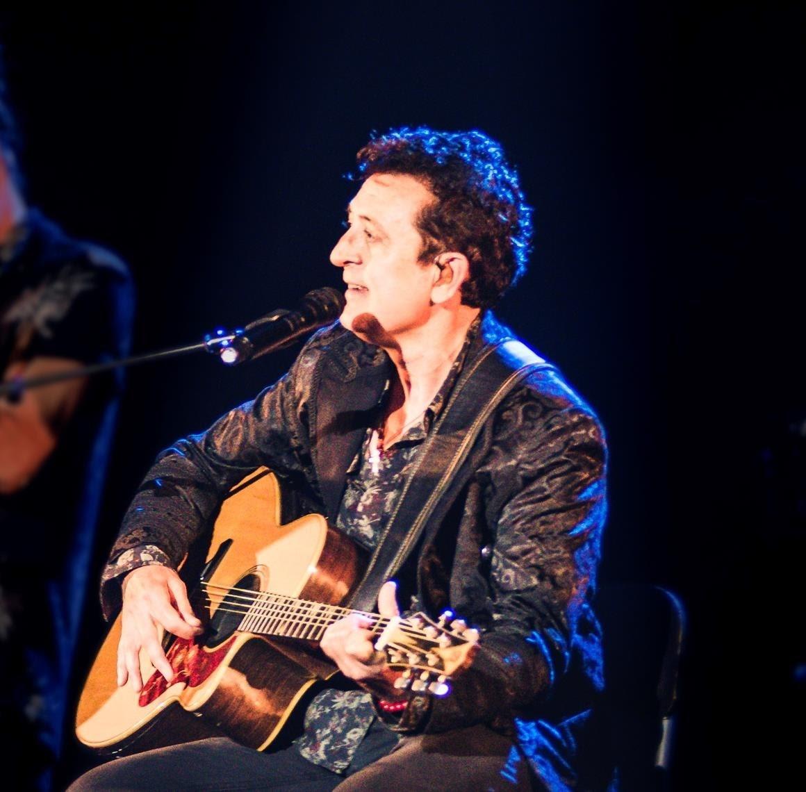 Manolo García ofrecerá un concierto en Granada el 15 de noviembre