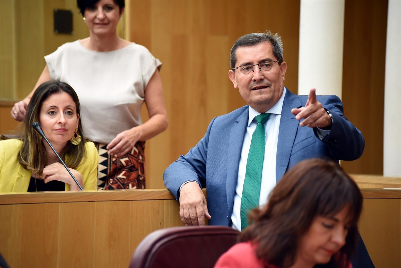 Entrena espera un Gobierno en septiembre que apruebe un Presupuesto que avance en proyectos pendientes