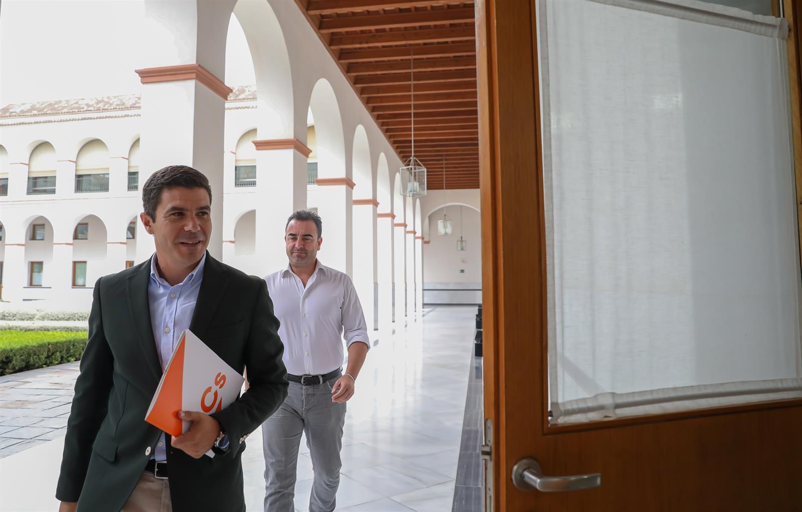 Cs espera que Vox actúe en Ayuntamiento de Granada «con la misma responsabilidad» que a nivel andaluz