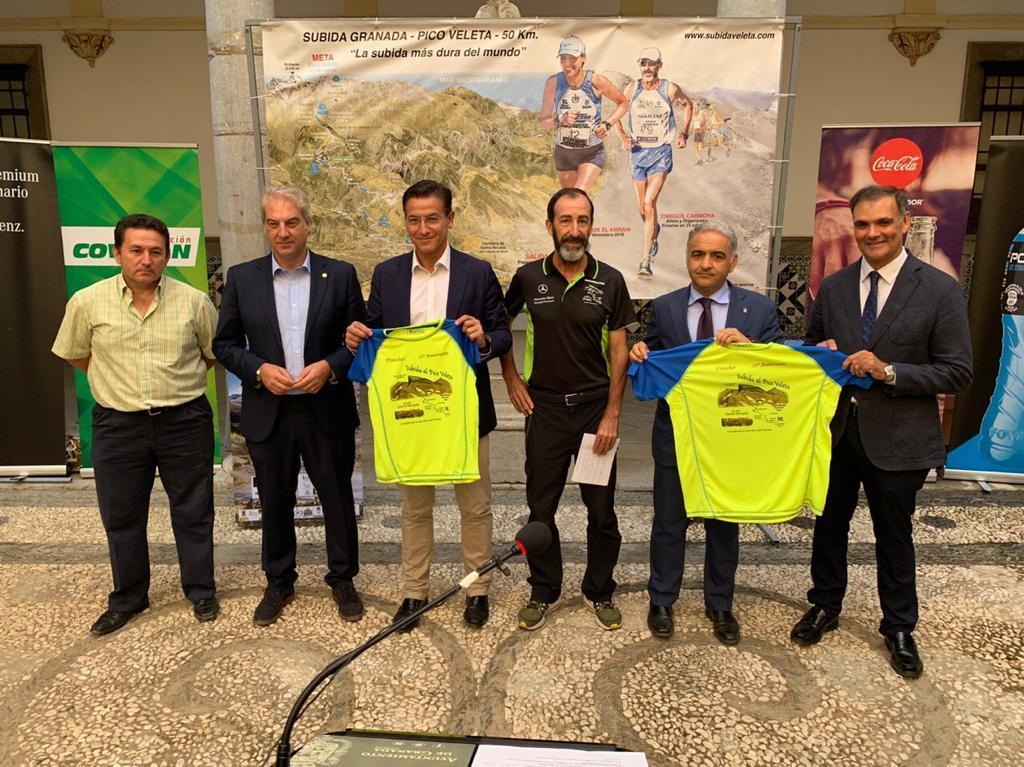 Granada será el escenario de la carrera más dura del mundo
