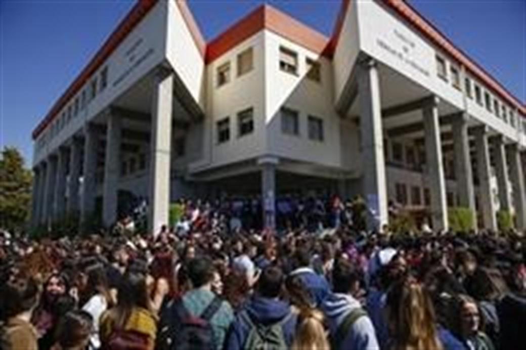 La estudiante que acusó a un profesor de acoso sexual dice que hay más perjudicadas y pide a la UGR que actúe