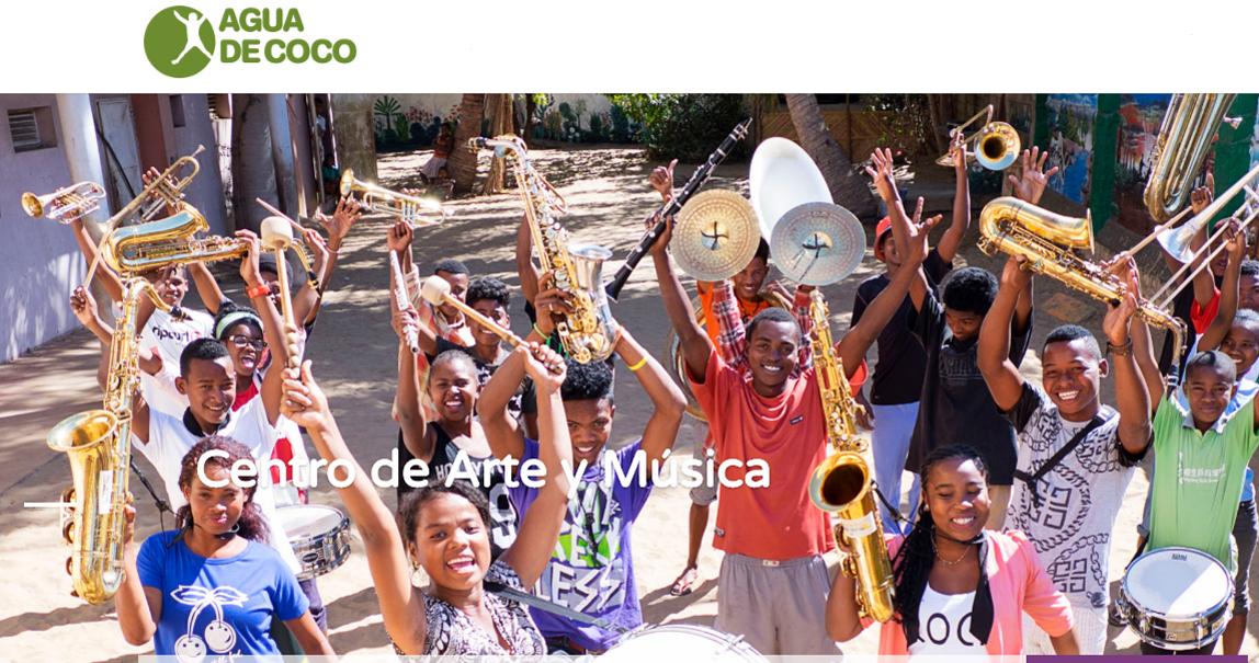 Agua de Coco inunda el Hospital Real de música con 'Sonidos de Madagascar'