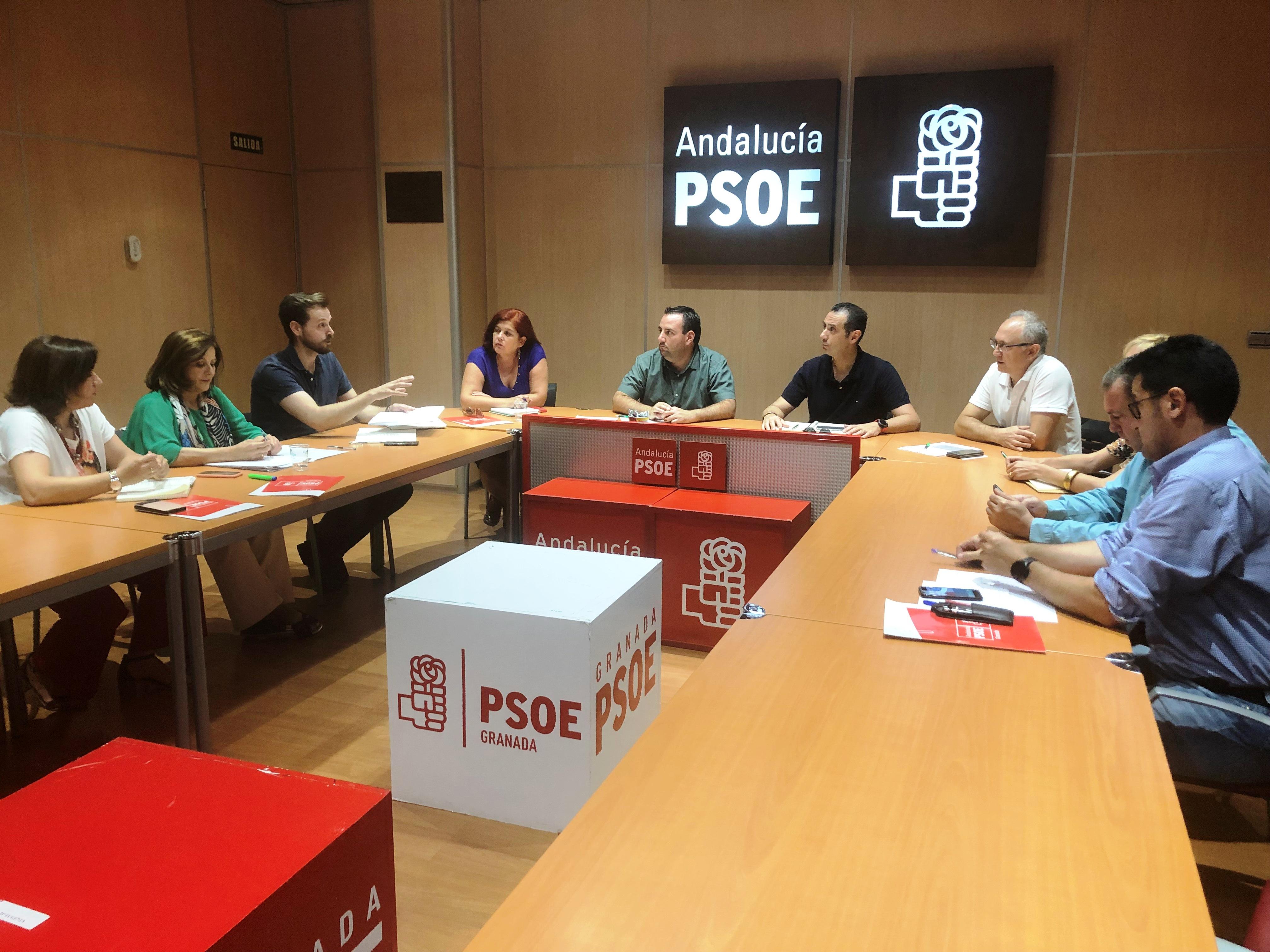 El PSOE culpa a la Junta del aumento del desempleo