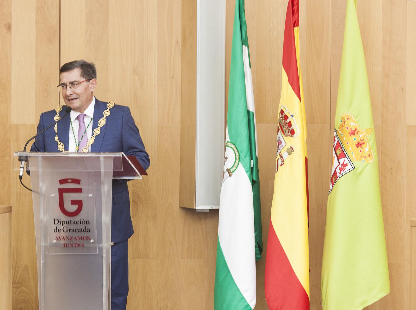 La Diputación de Granada reduce su deuda en un 21 por ciento
