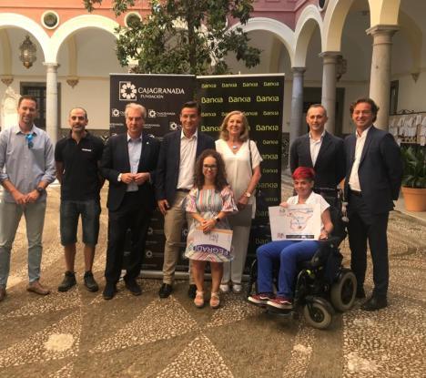 Veinte personas con discapacidad física y orgánica completarán el Camino de Santiago desde Mélide