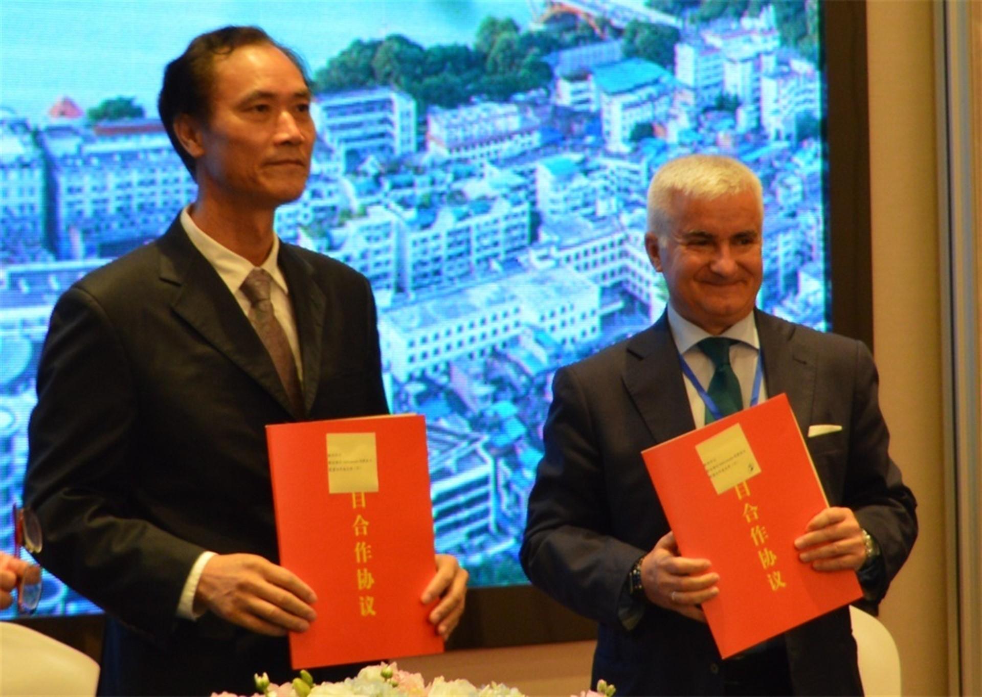 OnGranada lanza una misión comercial en China para el sector TIC andaluz