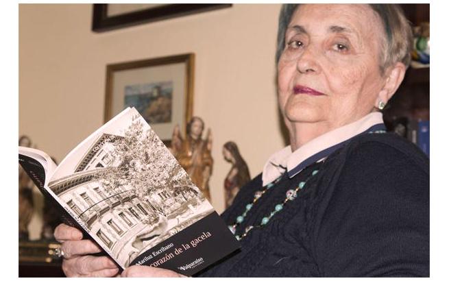 Fallece a los 84 años la poeta granadina Mariluz Escribano