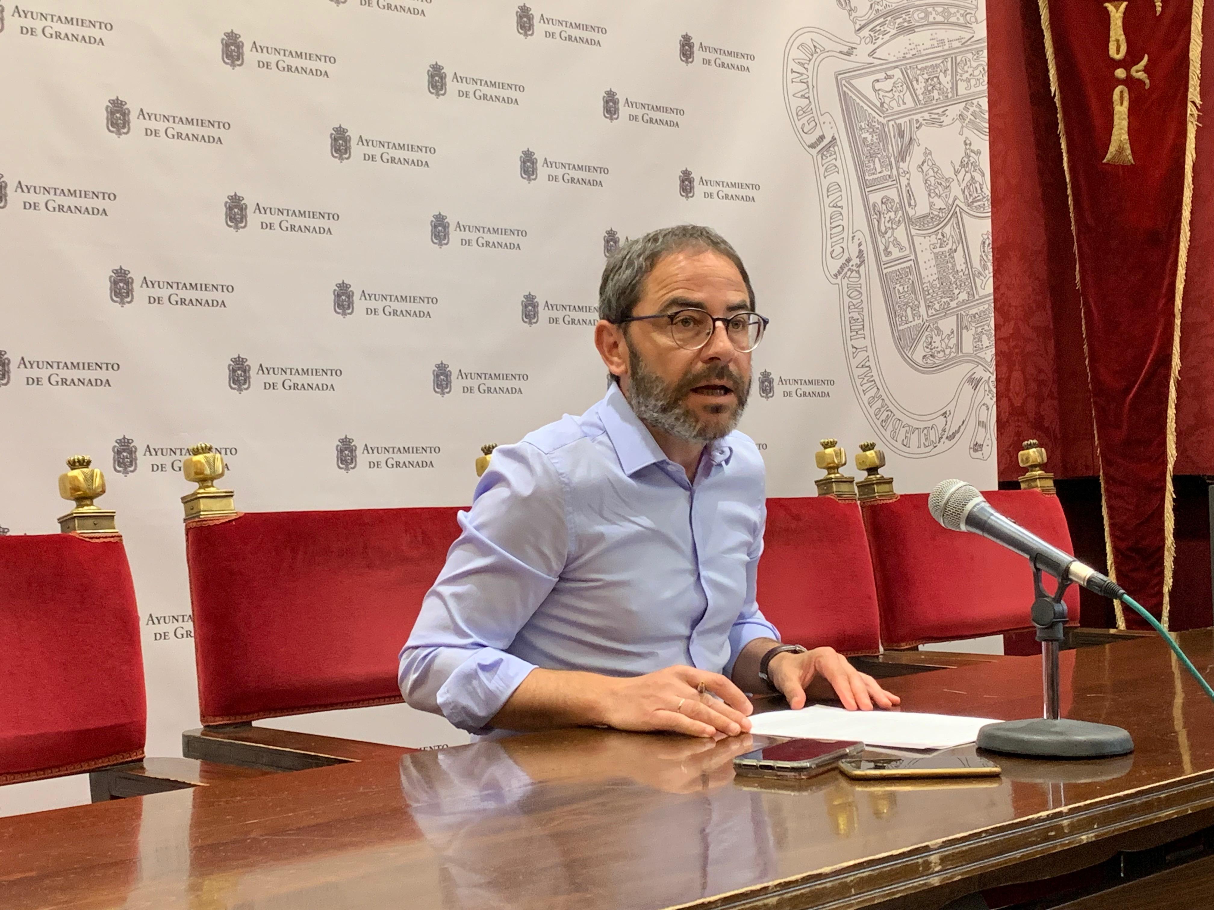 El PSOE exige a Salvador que defienda los intereses de Granada con el soterramiento