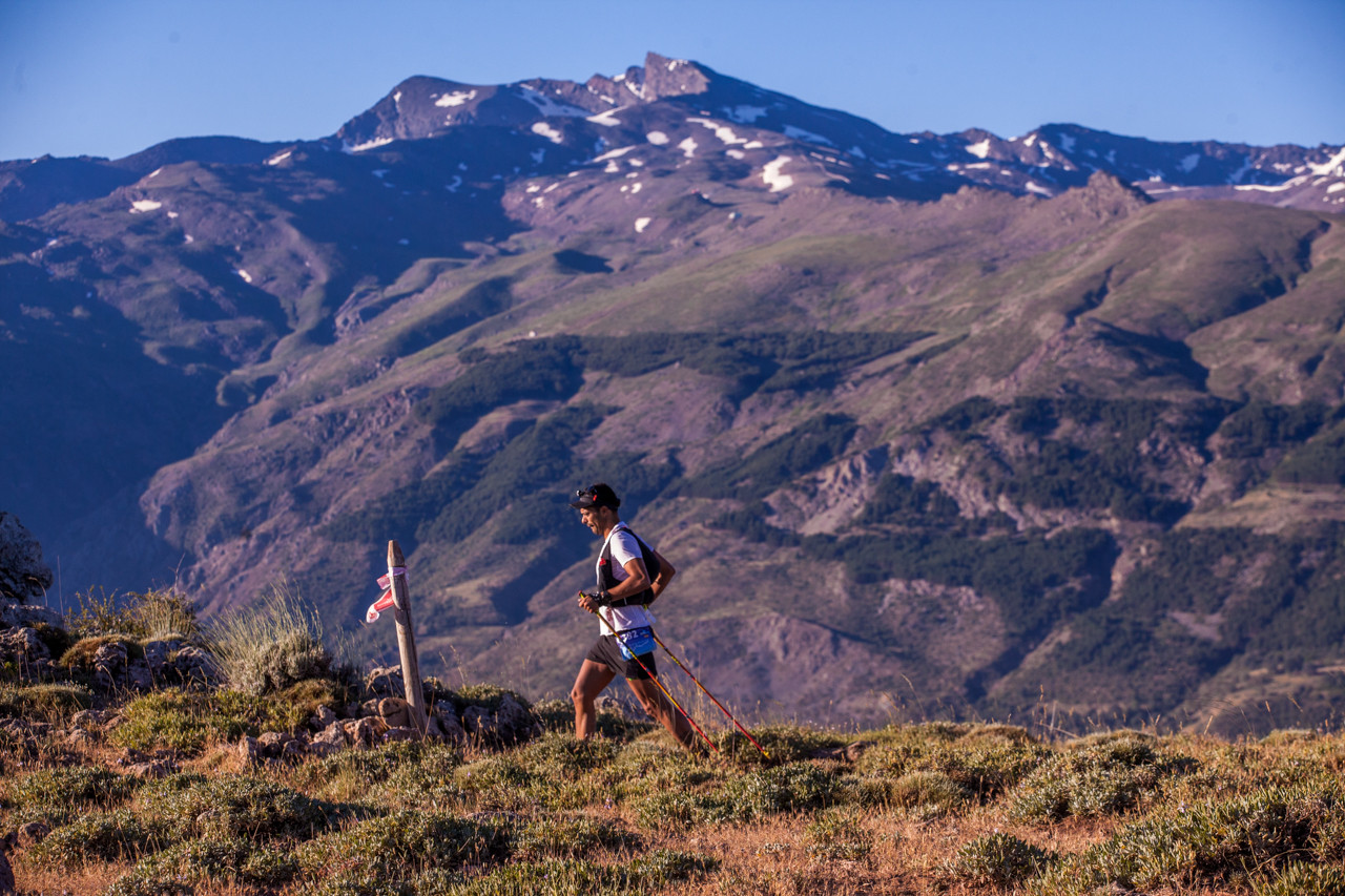 El Ultra Sierra Nevada, previsto para julio, se aplaza a noviembre por el coronavirus