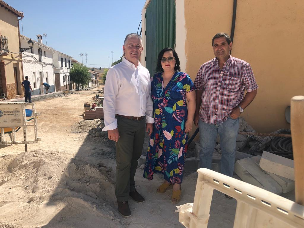 Diputación invierte más de 332.000 euros en nuevas infraestructuras en Gobernador