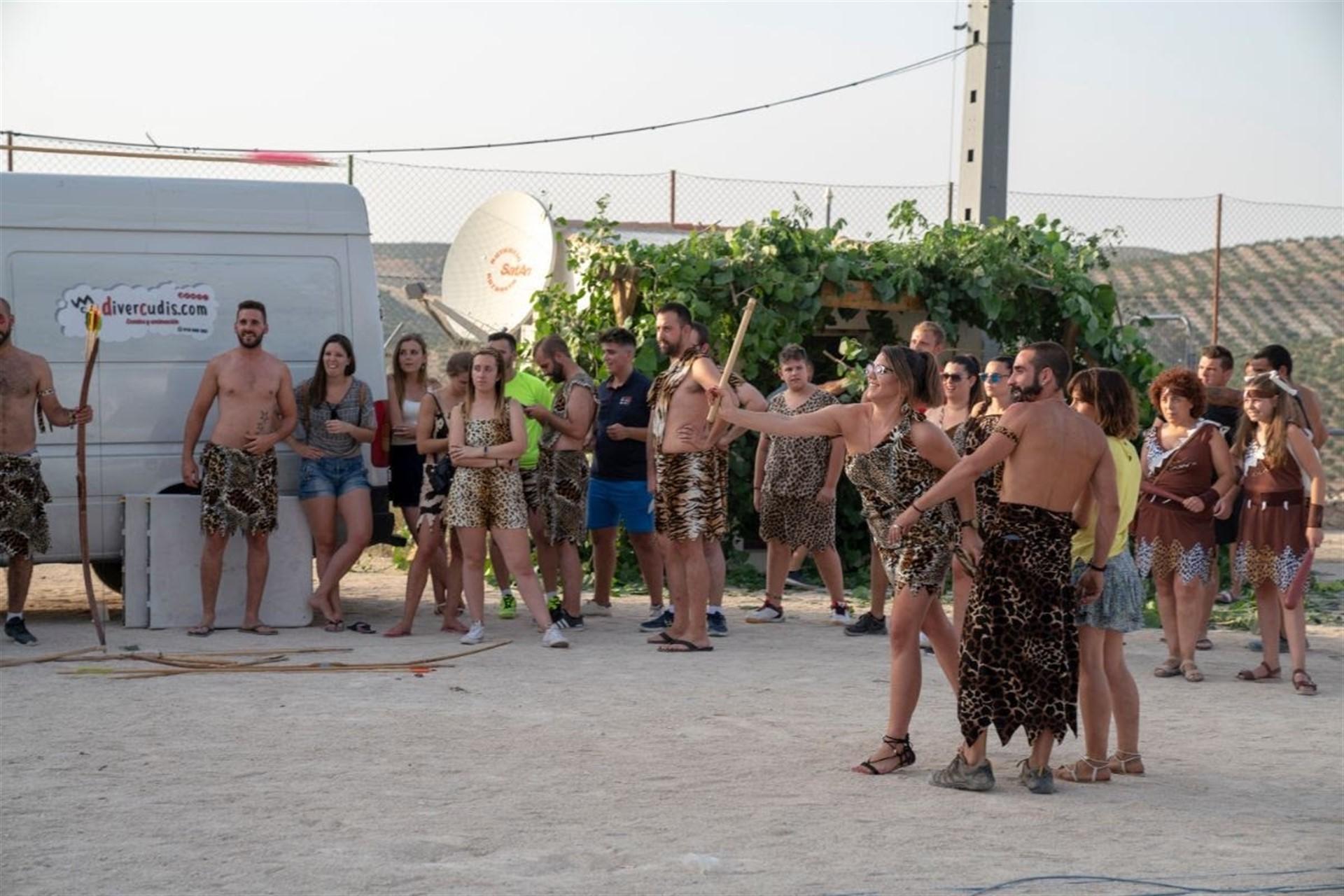 Píñar reivindica este viernes su pasado troglodita en su tradicional Día de la Prehistoria