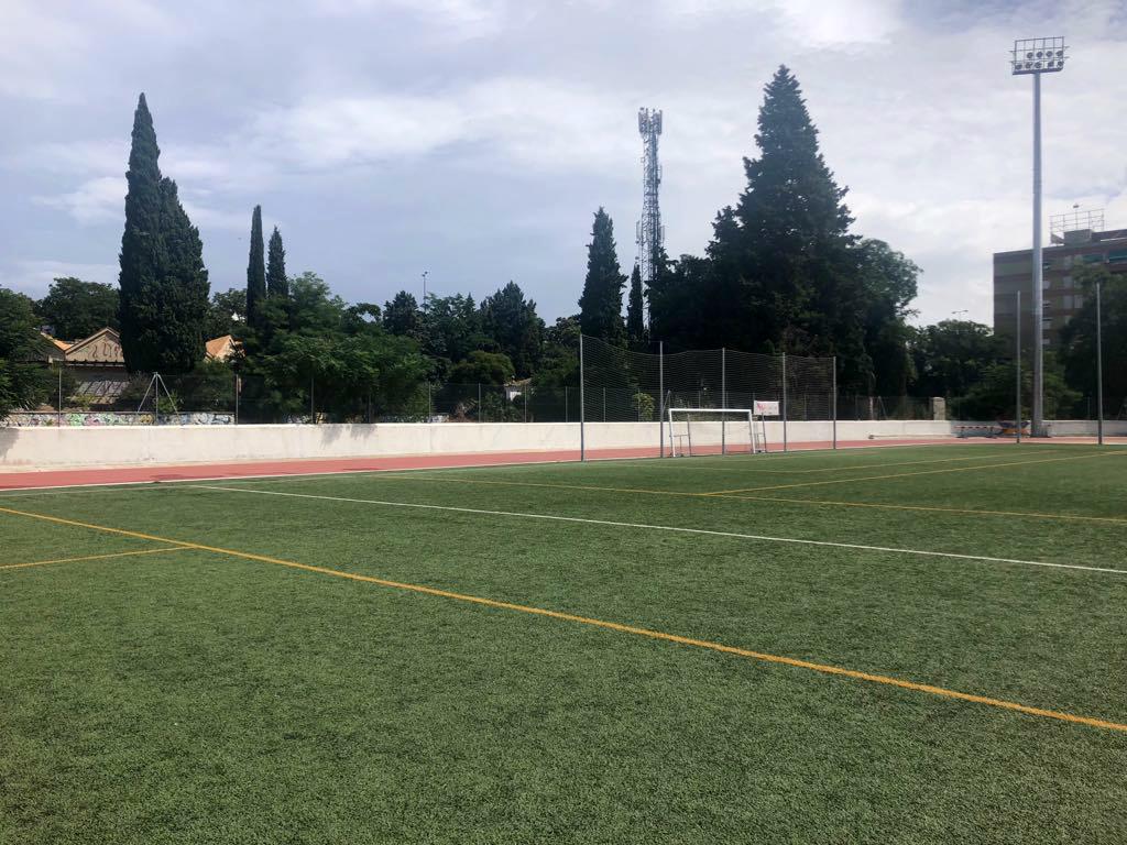 Concedida la licencia de obras para la ejecución de la segunda fase del Estadio de la Juventud