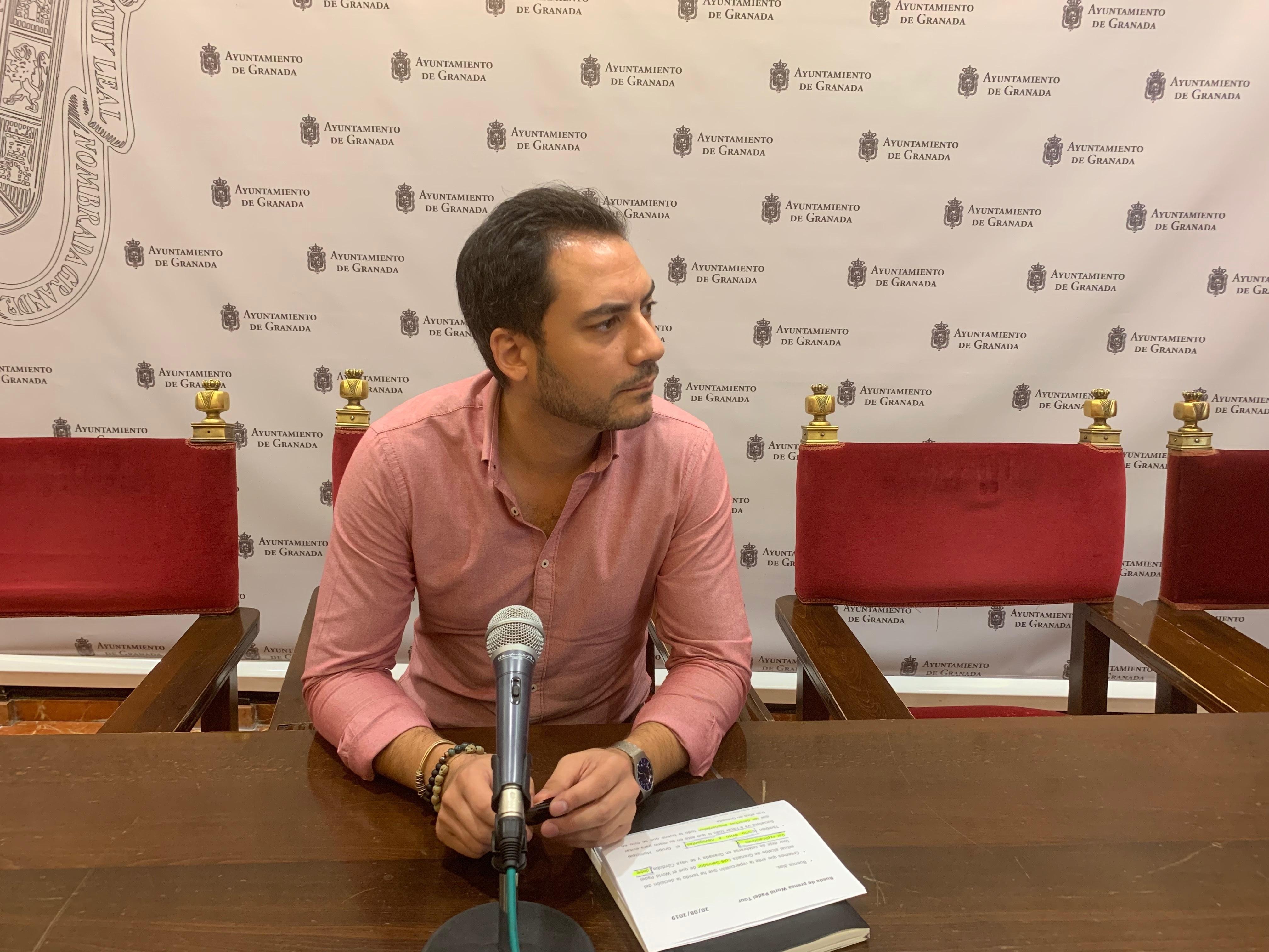 El PSOE pedirá explicaciones a Salvador por la marcha del World Padel Tour a Córdoba