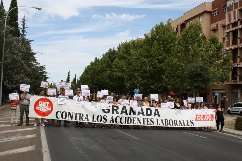 Los sindicatos denunciarán el fallecimiento del trabajador en Padul ante la Inspección de Trabajo