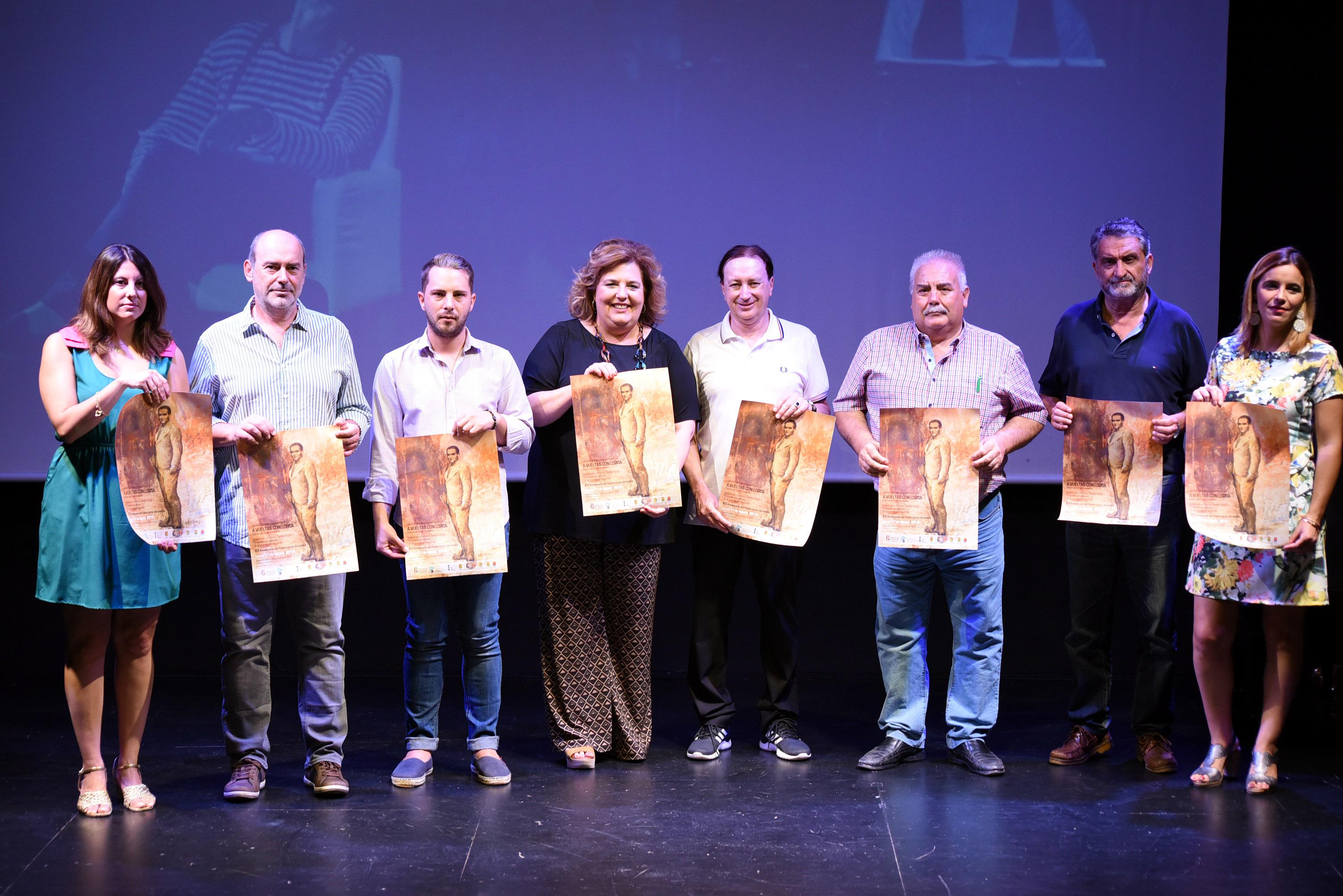 Carmelo Gómez recitará poemas de Lorca en el homenaje al poeta en Alfacar del 17 de agosto