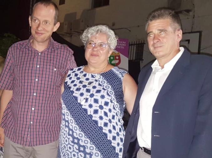 Entregados los premios dramaturgos del  Certamen Teatral del Marquesado del Zenete