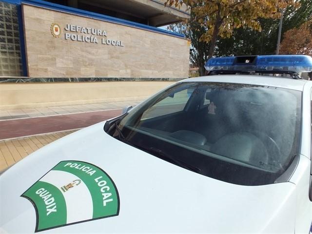 Detenido por supuesta conducción temeraria tras una persecución de 15 kilómetros