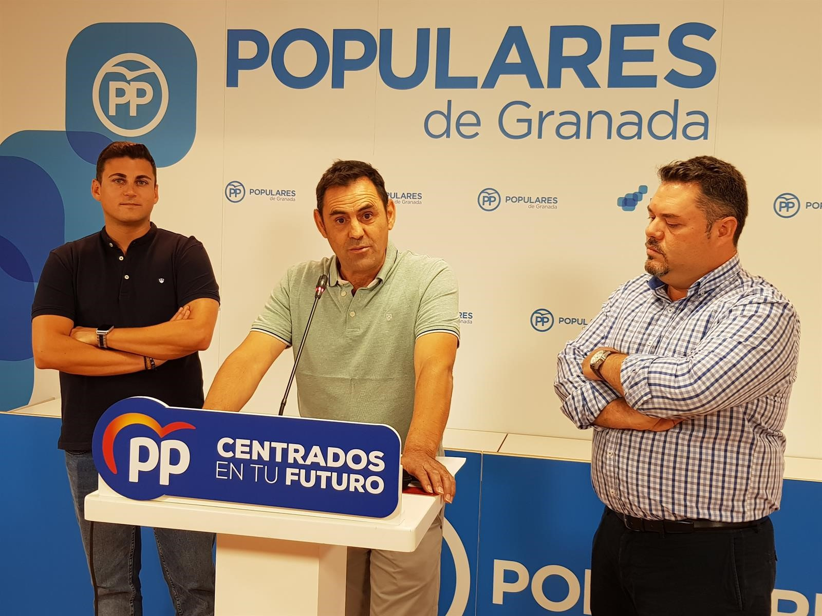 El PP exige la dimisión del alcalde de Cúllar Vega tras superar la tasa de alcohol en una colisión