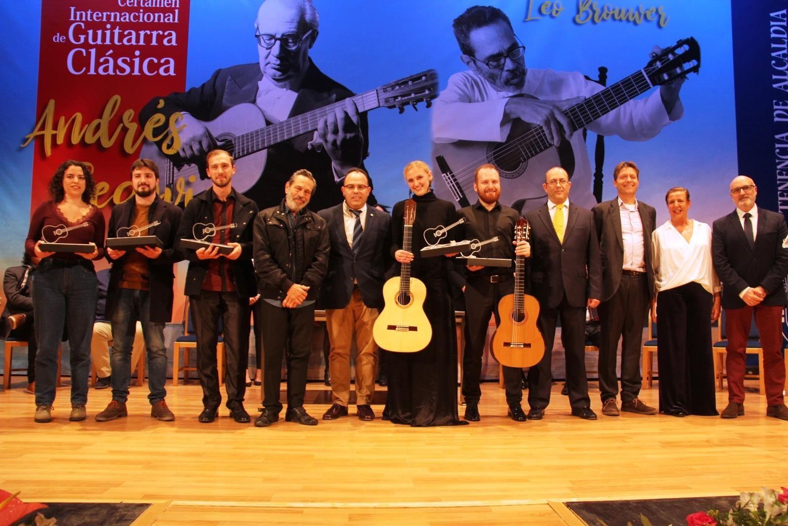 El XXXV Certamen Internacional de Guitarra Andrés Segovia rendirá homenaje a Falla y Rodrigo