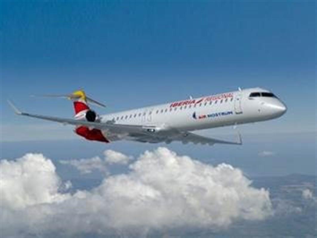 Iberia adelanta su primer vuelo desde Granada para conectar con diez nuevos destinos
