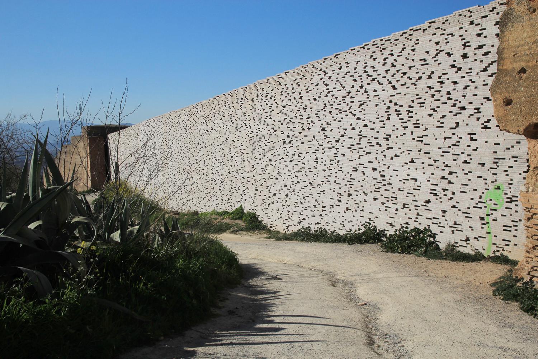El Gobierno aprueba obras de emergencia en la muralla nazarí