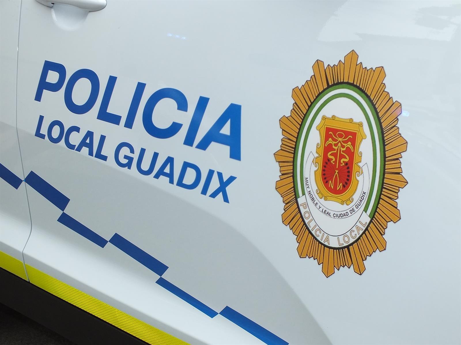 Detenido en Guadix tras unas supuestas amenazas a una menor con un cuchillo de grandes dimensiones