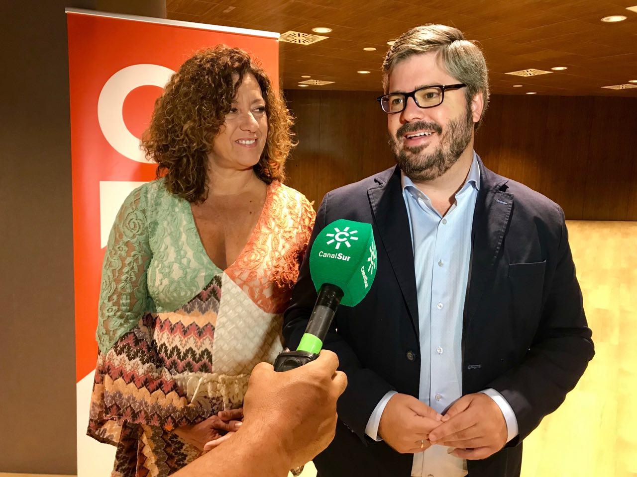 Ciudadanos considera que el PSOE no pudo gobernar peor en Andalucía