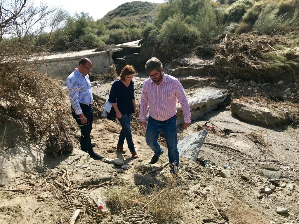 Ciudadanos denuncia que el Gobierno no ha tomado medidas para evitar los daños del temporal