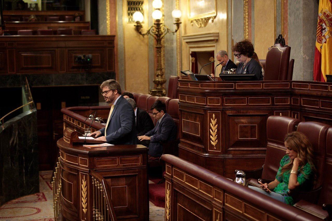 Ciudadanos urge al Gobierno a acometer las obras de las conducciones de Rules