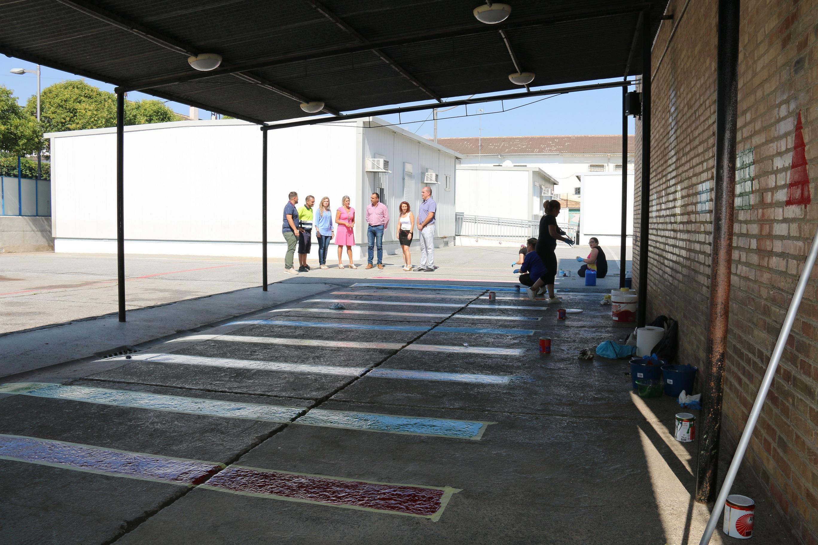 La Junta ignora a Alhendín, que da clases a 800 niños en un colegio con capacidad para 400