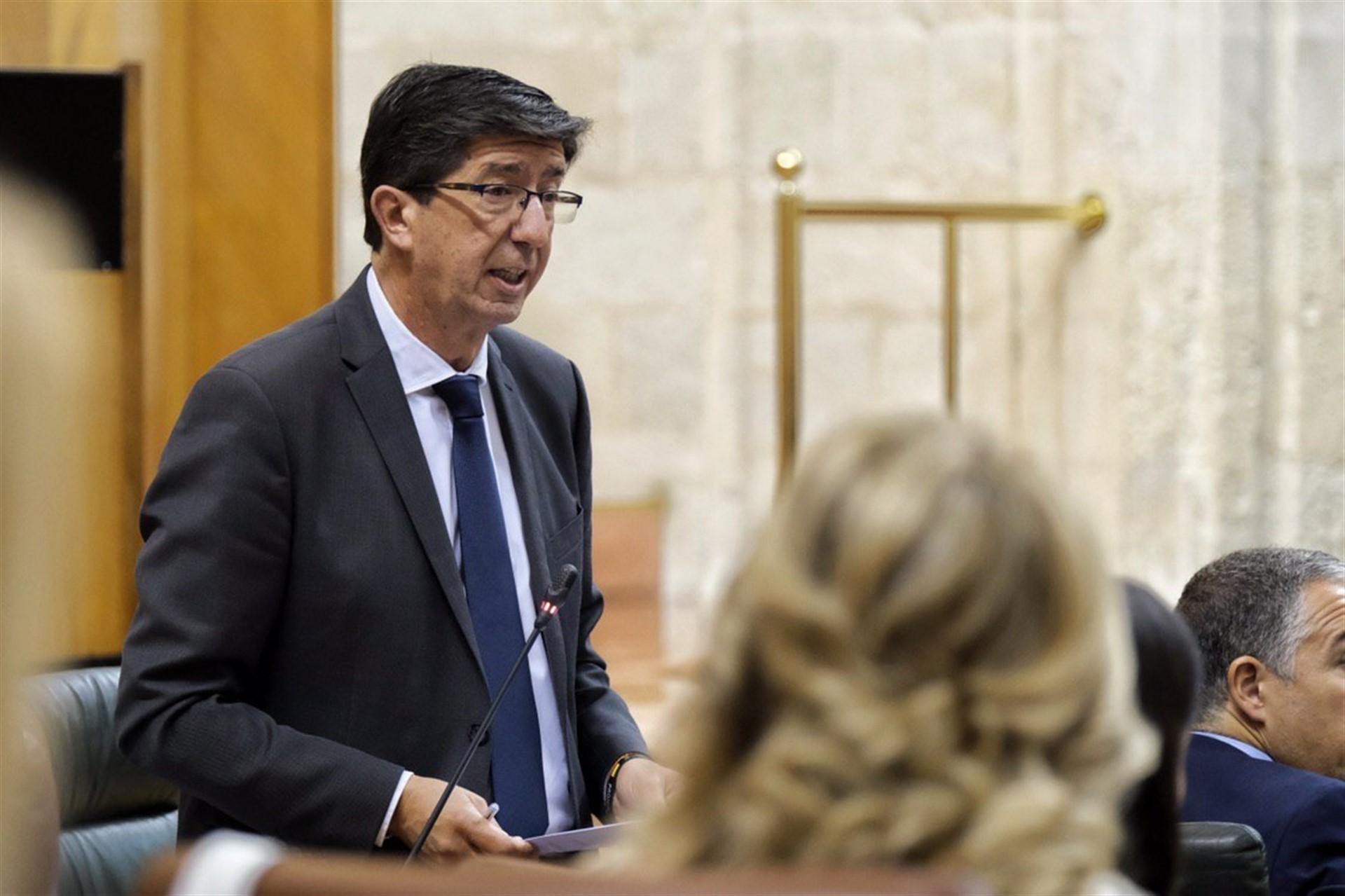 Carta de un docente al Vicepresidente de la Junta, Juan Marín, por su intención de alargar las clases hasta julio