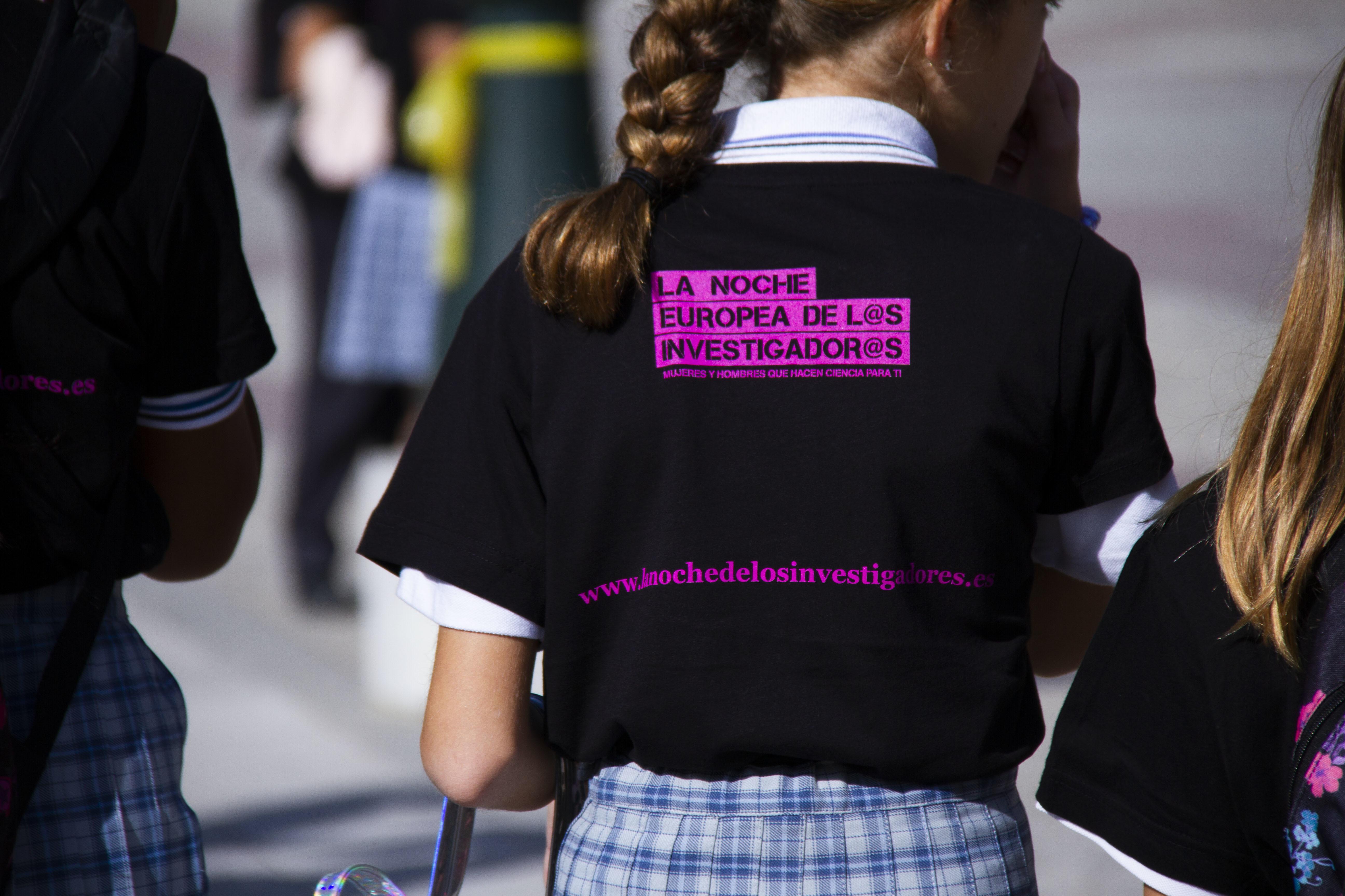 Granada se reivindica como capital de la Ciencia con casi 700 actividades en la Noche Europea de los Investigadores