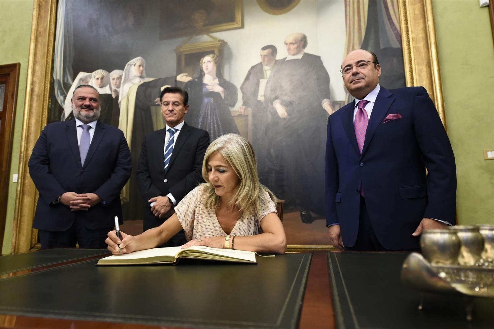 La Junta anuncia el inicio de los trabajos para el proyecto del Palacio de las Artes