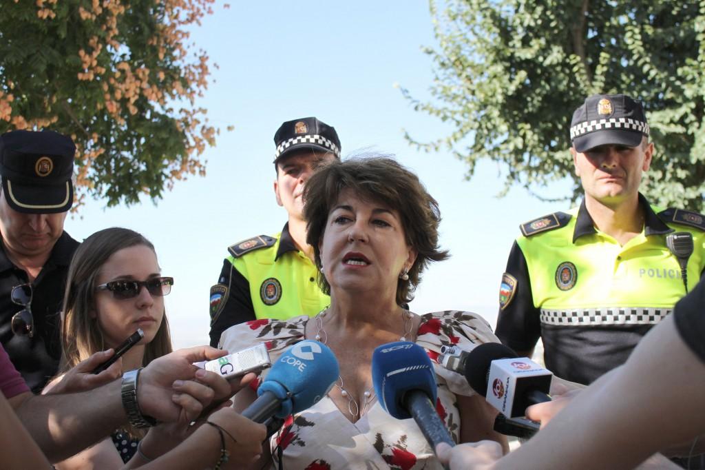 Telesfora Ruiz confía en el archivo de la causa contra ella en una pieza separada del caso Nazarí