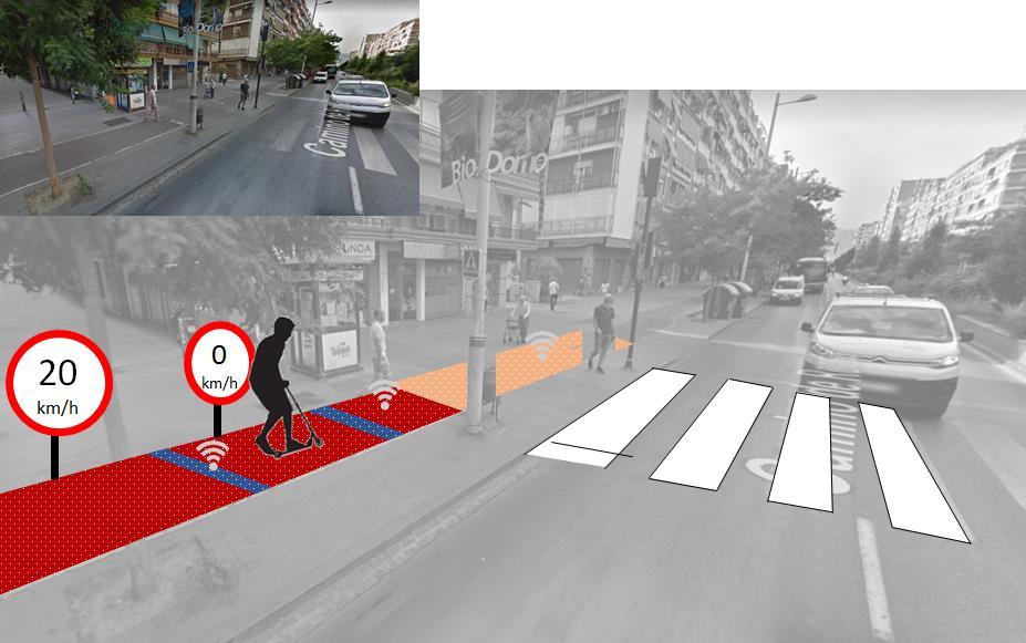 Diseñan asfaltos inteligentes que aumentan la seguridad de los patinetes eléctricos