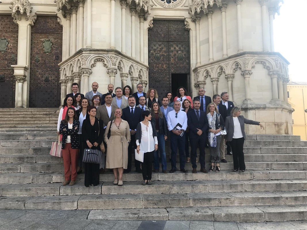 Granada será la sede de la asamblea anual de la Red de Ciudades AVE en 2020