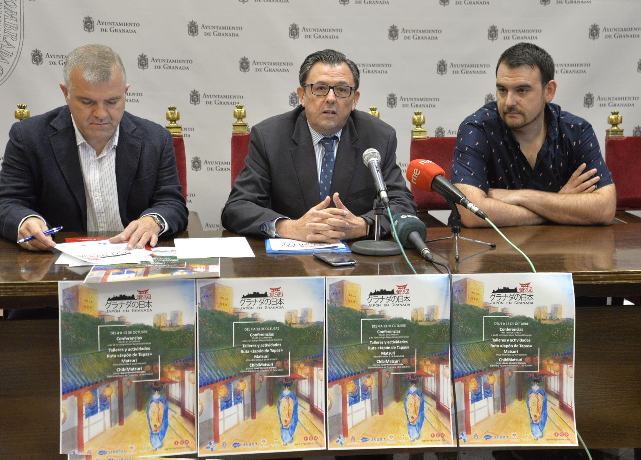 La IX edición de 'Japón en Granada' volverá a unir la ciudad con el país nipón