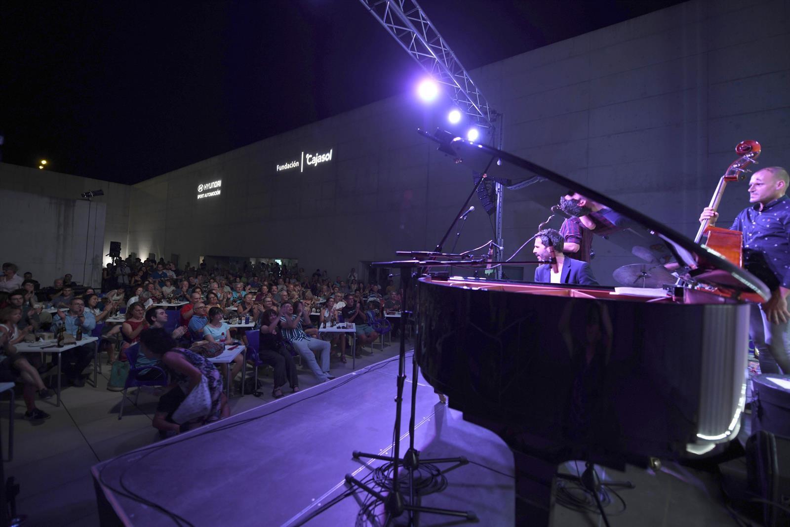 Cerca de 10.000 personas disfrutaron del cine y del jazz en el Centro Memoria de Andalucía