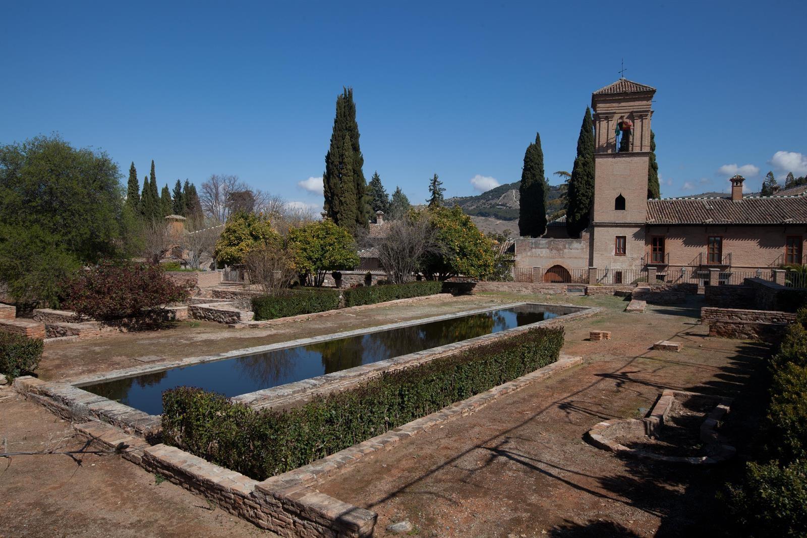 La pandemia provoca un descenso del 71 por ciento de visitantes en la Alhambra
