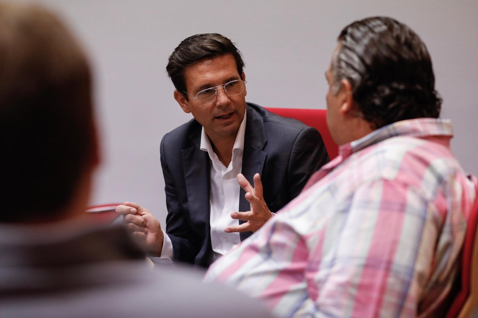El PSOE pide a Salvador que reciba a los representantes del Centro Comercial Abierto