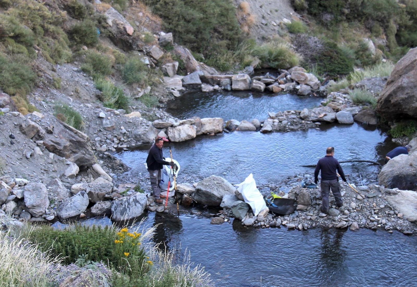 Sierra Nevada alberga el sistema de recarga de agua subterránea más antiguo de Europa