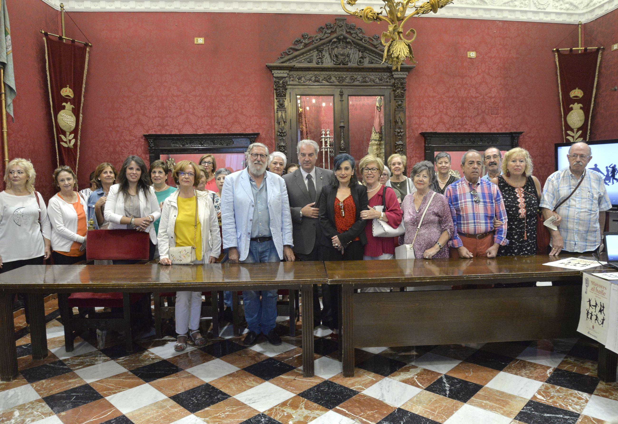 El Ayuntamiento oferta mil plazas para los talleres de envejecimiento activo de mayores