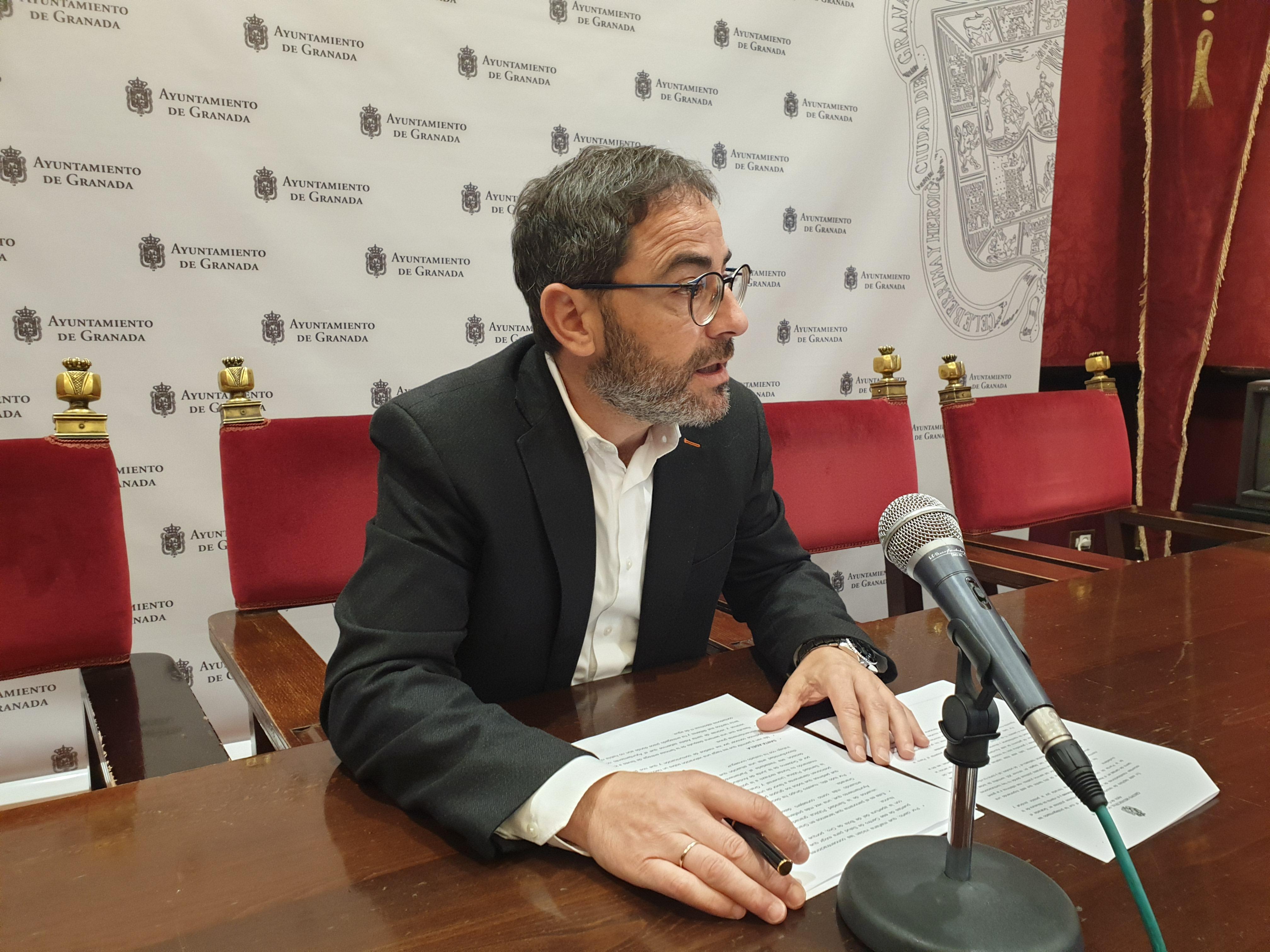 El PSOE denuncia la incapacidad de Luis Salvador para impulsar nuevos proyectos con fondos EDUSI